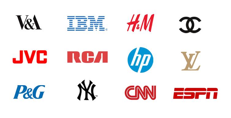logo lettermarks