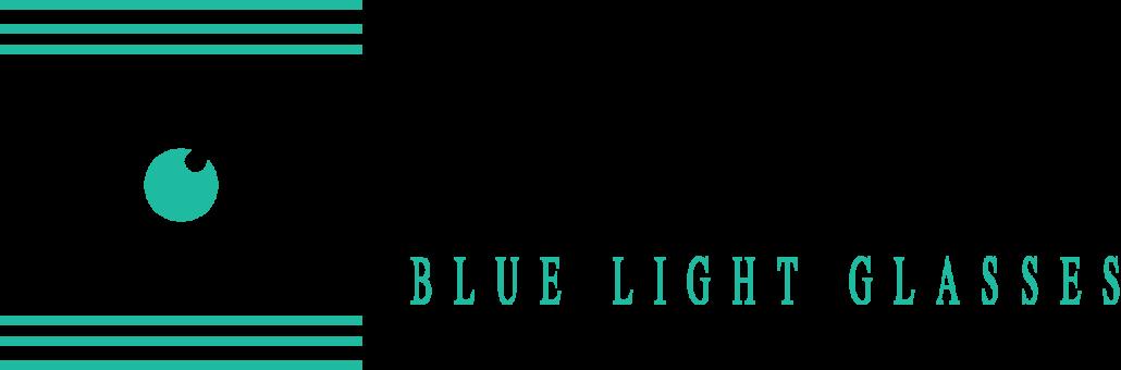logo kính chống ánh sáng xanh matti